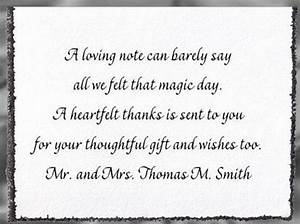 wedding thank you wording samples search results With samples of wedding thank you cards