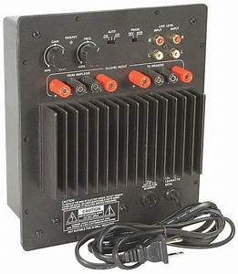 New Subwoofer Amplifier 100w Speaker Amp Replacement