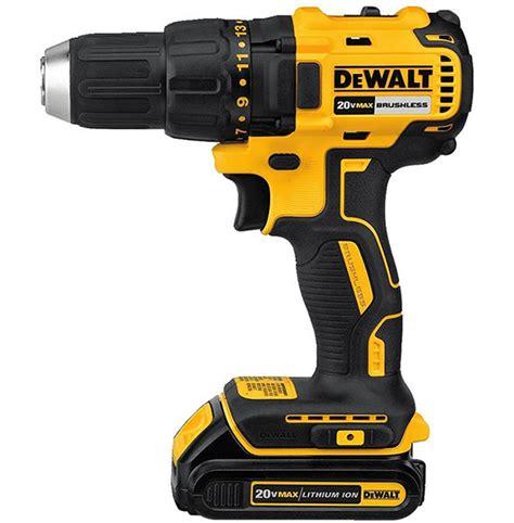 dewalt  max brushless drill kit