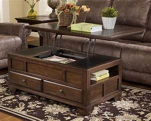 Lift top coffee tables with storage roy home design for Dark wood lift top coffee table