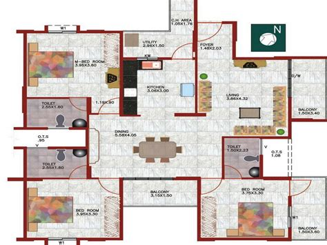 floor plans drawing house plans home design plan royalty free stock