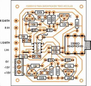 I U0026 39 M Yahica  Tda2050 Simple Amp Circuit