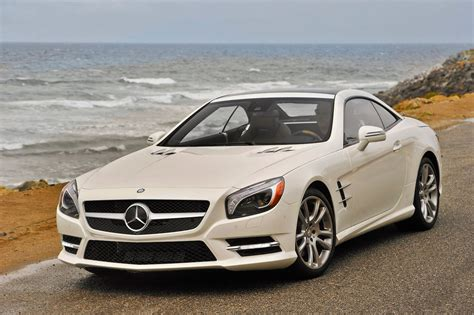 2014 Mercedesbenz Slclass Reviews And Rating  Motor Trend