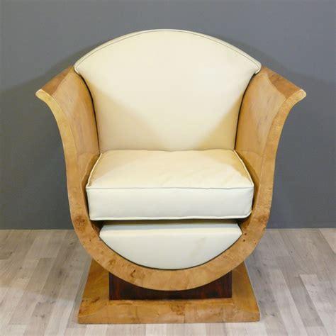 paire de fauteuils art deco meubles art deco