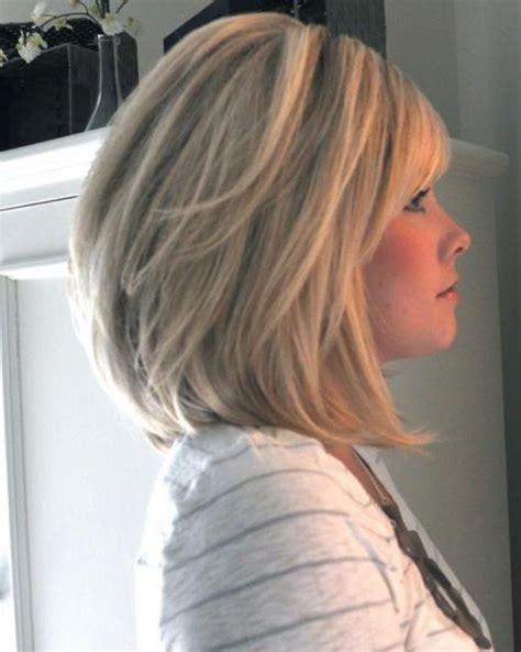 15 Best Ideas of Medium Length Layered Bob Hairstyles
