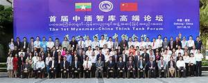 1st Myanmar-China Think Tank Forum held in China | Mizzima