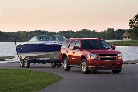 What Is The Towing Capacity Of A 2014 Tahoe