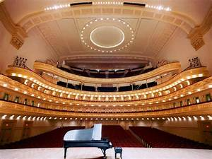 Tenant Wants $10M to Move Out of Carnegie Hall - NBC New York