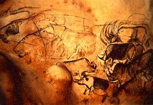 Paleolithic Cave Paintings
