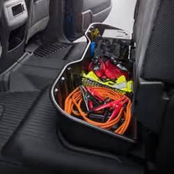 Chevy Equinox Floor Mats 2018 by 2015 Silverado 2500 Under Seat Storage Ebony Crew Cab