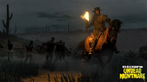 Red Dead Redemption's Undead Nightmare Dlc Gets