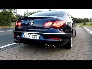 Passat R36 Abgasanlage : passat cc 3 6 v6 klappengesteuerte abgasanlage youtube ~ Jslefanu.com Haus und Dekorationen