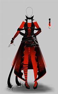 Outfit design - 163 - closed by LotusLumino on DeviantArt