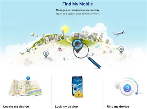 Samsung My Mobile by Samsung Says Find My Mobile Vulnerability Was Fixed Last