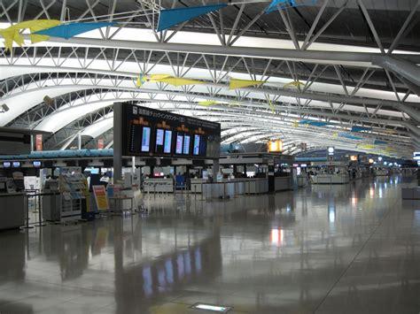 kansai international airport terminal architravel