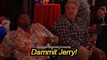 Jerry Dammit Parks Recreation Gifs Fun Rec