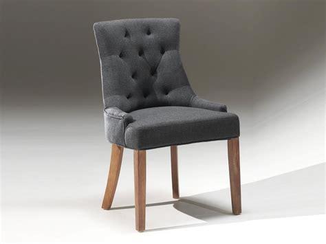 chaise capitonn e grise chaise fauteuil design gris arina zd1 c c tis 003 jpg