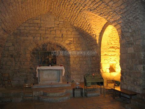 Home Interior Jesus : Synagogue Church, Nazareth