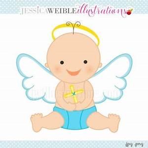 Cute Baby Boy Angel Clipart (25+)