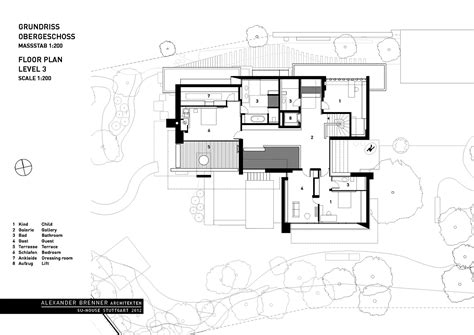 house design plan gallery of su house brenner architects 20