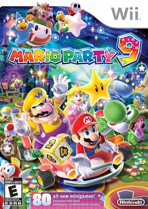Mario Party 9 Review Ign