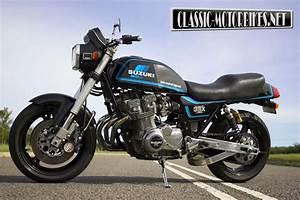 Racing Caf U00e8  Suzuki Gsx 1100et Street Special