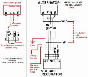 Internal Reg  Alt  Help - Electrical