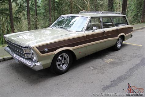 Station Wagon For Sale by 1966 Ford Country Squire Station Wagon Restored See