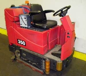 Tomcat 350 Floor Scrubber by Used Tomcat 350 Floor Sweeper Used Washer Scrubbers