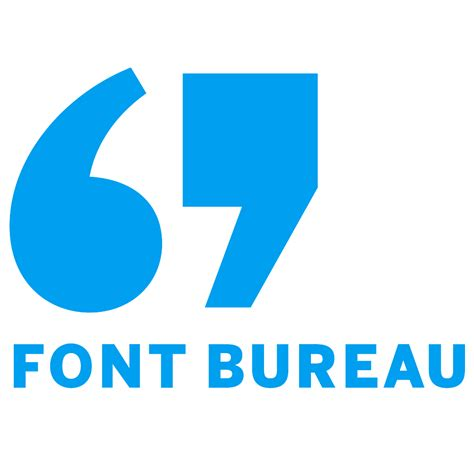 font bureau fonts typographics a conference for who use type