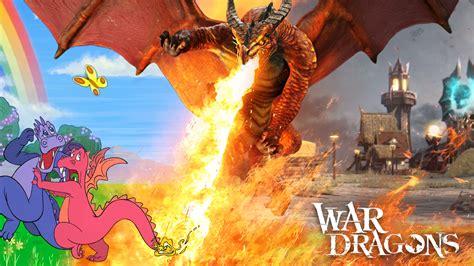 war dragons  gustavo ambrozio google cloud platform