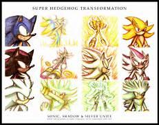Super Silver Sonic Shadow Hedgehog Transformation And Wallpaper