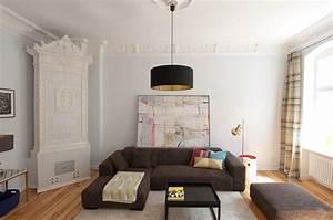 Wohnzimmer Streichen Modern : anita eyrich umbau einer altbauwohnung berlin ~ Bigdaddyawards.com Haus und Dekorationen