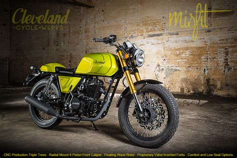 Cleveland Cyclewerks Ace Wallpapers by Cleveland Cyclewerks 2016 Cleveland Cyclewerks Misfit