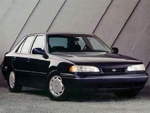 Hyundai Sonata 1988 1989 1990 1991 1992 1993 Service