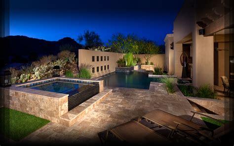 landscaping in az custom arizona pools and landscape phoenix az blooming