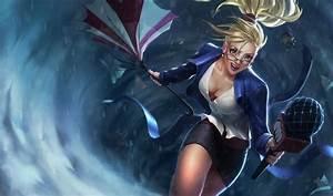 Janna | League of Legends
