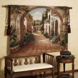 tuscan italian style home decorating and tuscan decorating