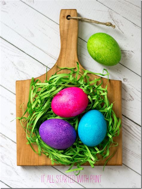 egg dye with food coloring dye easter eggs with rice food coloring it all started