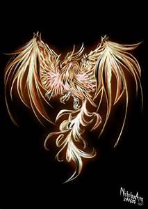 Phoenix | Fire Phoenix by teran80 on deviantART | ~Lovely ...