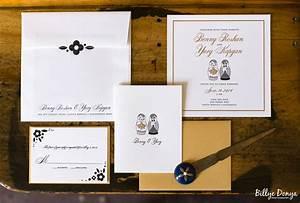 los angeles letterpress maude press billye donya With letterpress wedding invitations los angeles
