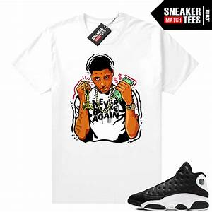 Reverse He Got Game Jordan 13 Shirt Outfit Jordan Match Tees