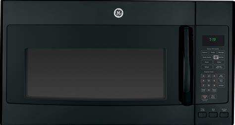 jnmdfbb ge  cu ft   range sensor microwave oven  recirculating venting black