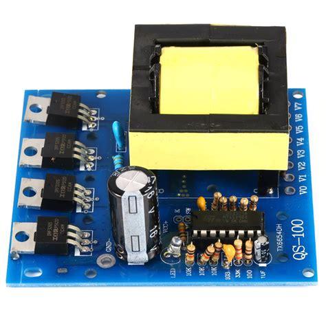 aliexpress buy dc ac converter 12v to 220v 380v 18v ac 500w inverter board transformer