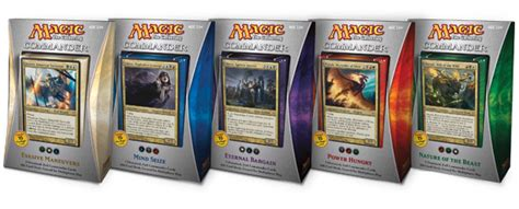 premade commander decks 2012 your wish is my commander magic the gathering