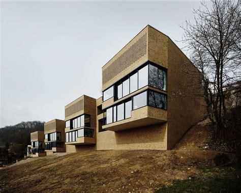 Moderne Architektur Häuser Am Hang by Goldwand Am Hang Edler Wohnungsbau In Der Schweiz