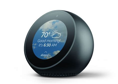 Amazon Announces New Echo, Echo Plus, Echo Spot, Echo