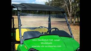 John Deere Xuv 550 Windshield