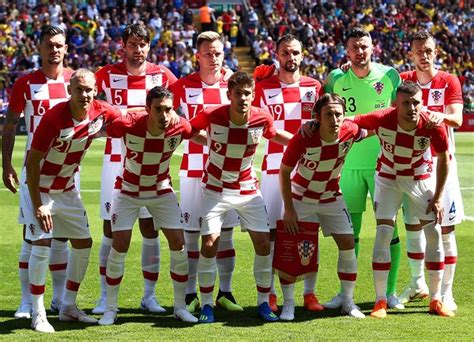 World Cup What Channel Croatia Nigeria
