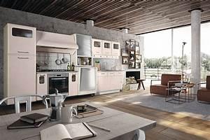 Cuisine Style Année 50 : astuces pour am nager une cuisine vintage ~ Premium-room.com Idées de Décoration